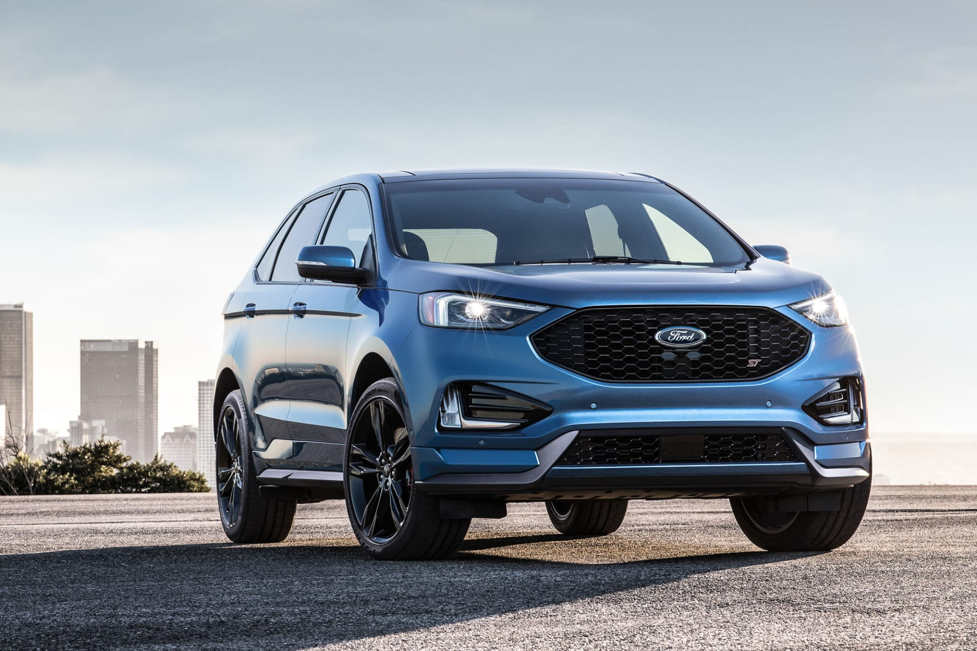 2019 Ford Edge: News, Changes, Arrival >> 2019 Ford Edge Pushes Performance Envelope With New St