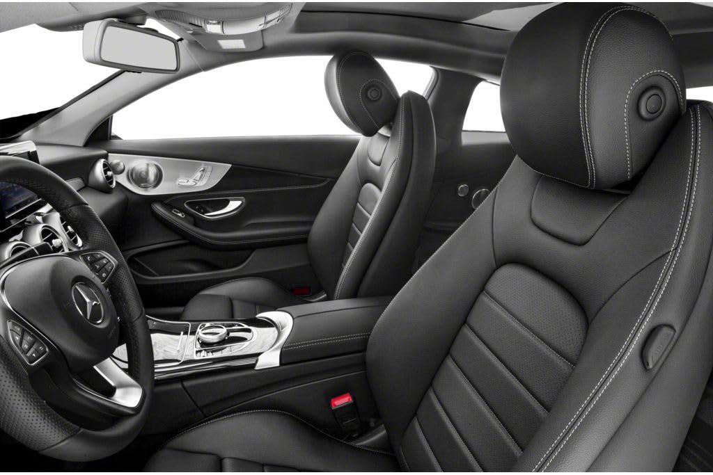 2017-2018 Mercedes-Benz C-Class, E-Class, Mercedes-AMG C
