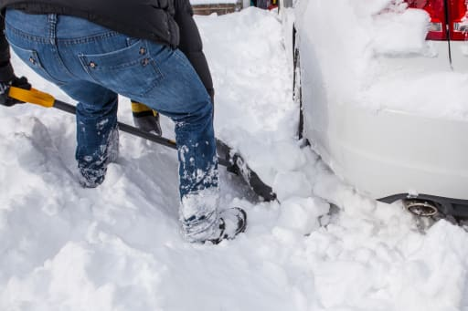 How to Free Your Car From a Snowbank or Ice Patch | News