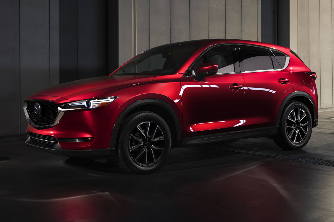 2018 Mazda CX-5: Redesign, Styling, Changes, Price >> 2018 Mazda Cx 5 What S Changed News Cars Com