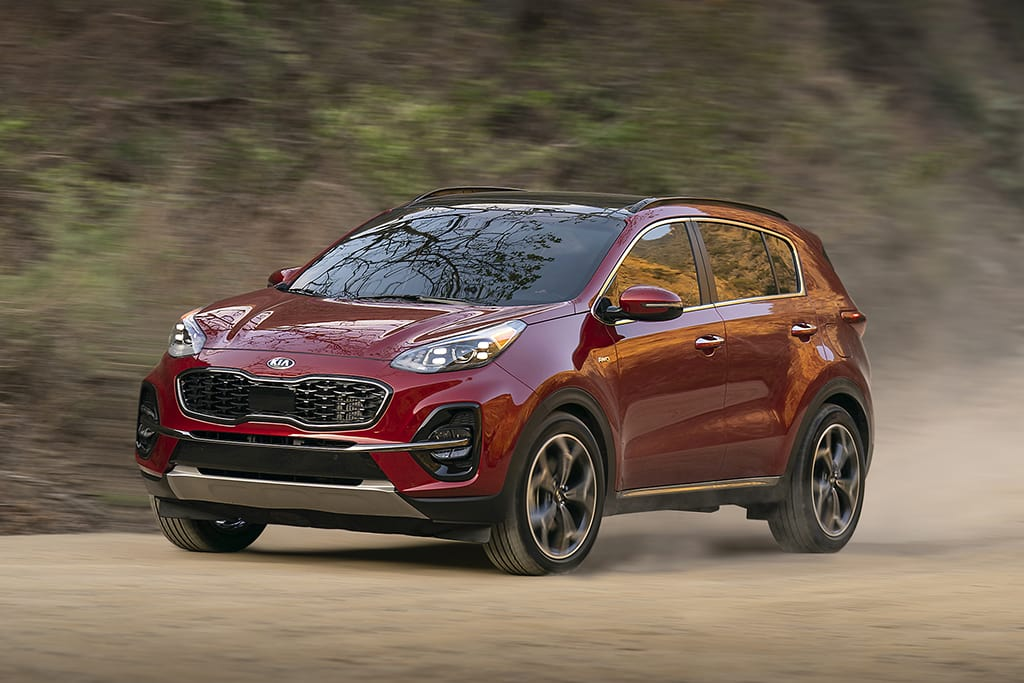 2020 Kia Sportage In Spotlight At Chicago Auto Show News Cars Com