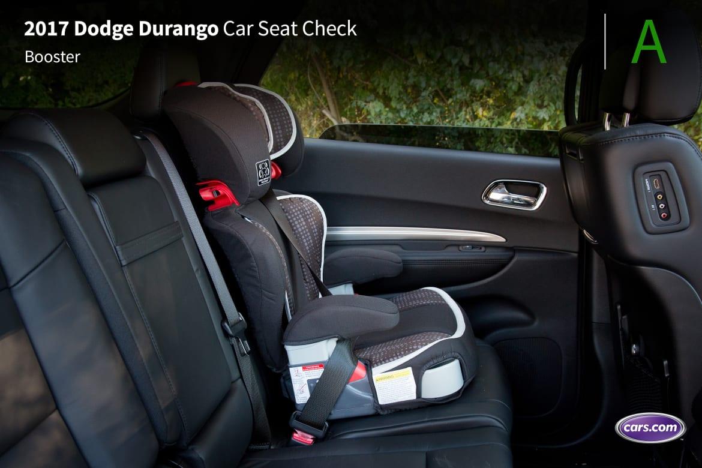 Prime 2017 Dodge Durango Car Seat Check News Cars Com Alphanode Cool Chair Designs And Ideas Alphanodeonline