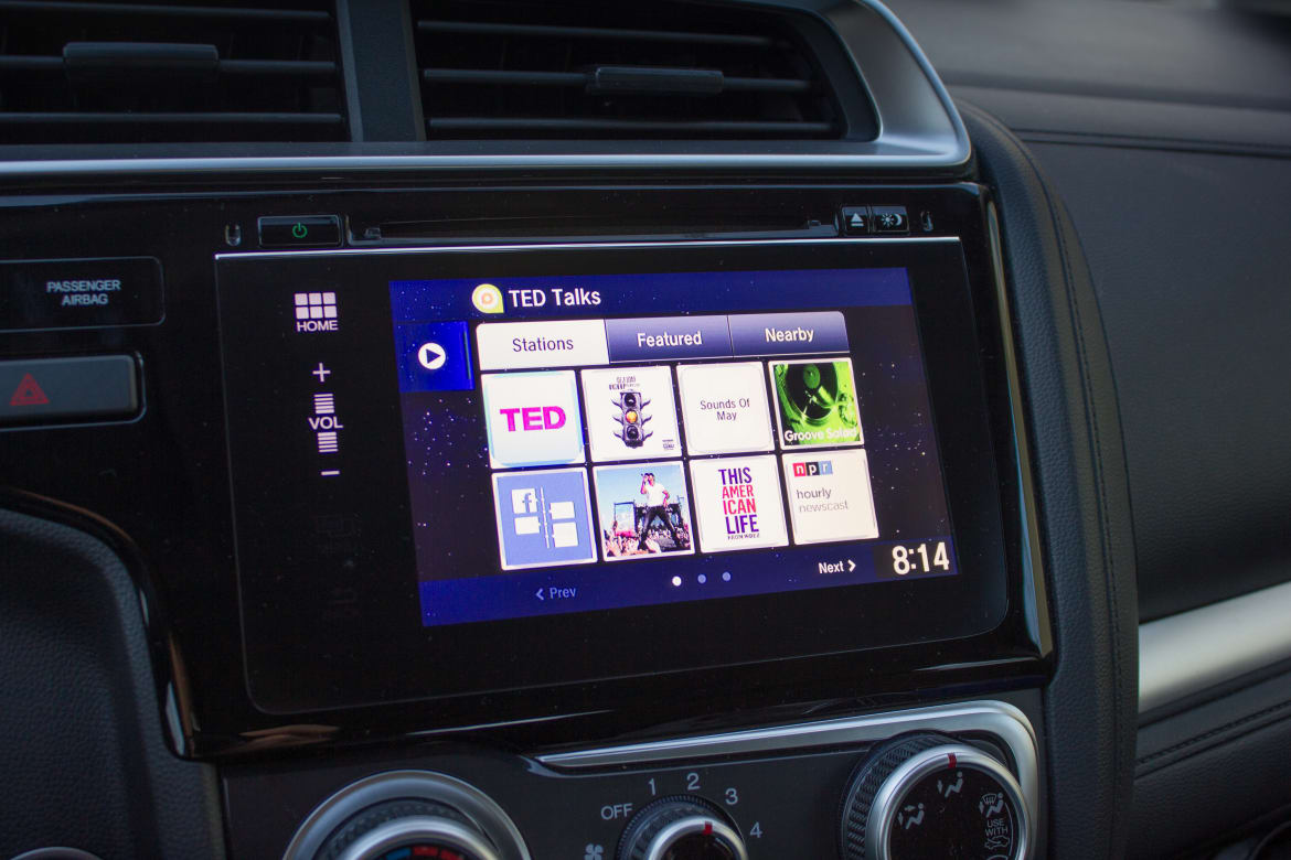 2015 Honda Fit Apps Remind Us Why Apple CarPlay, Android