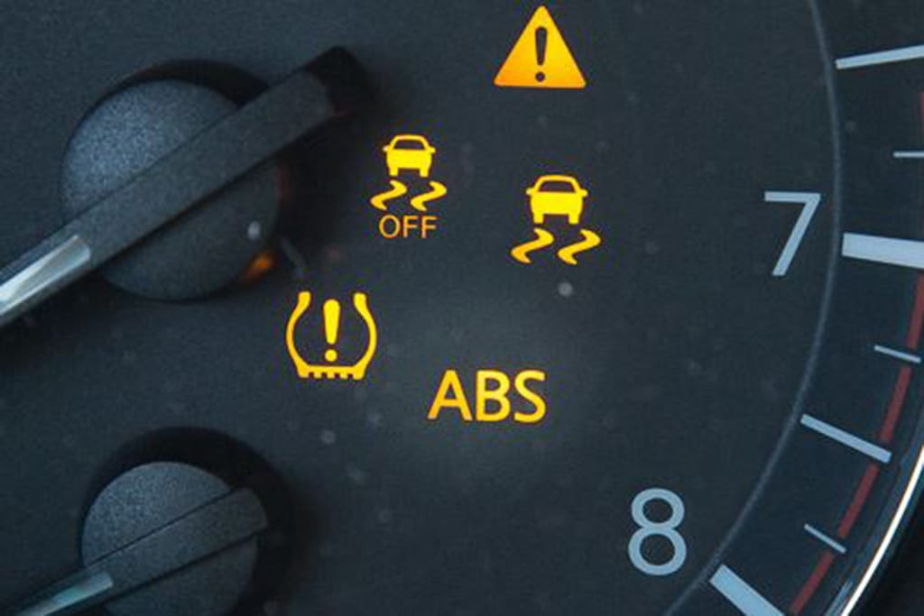 Why Is the ABS Light On? | News | Cars com