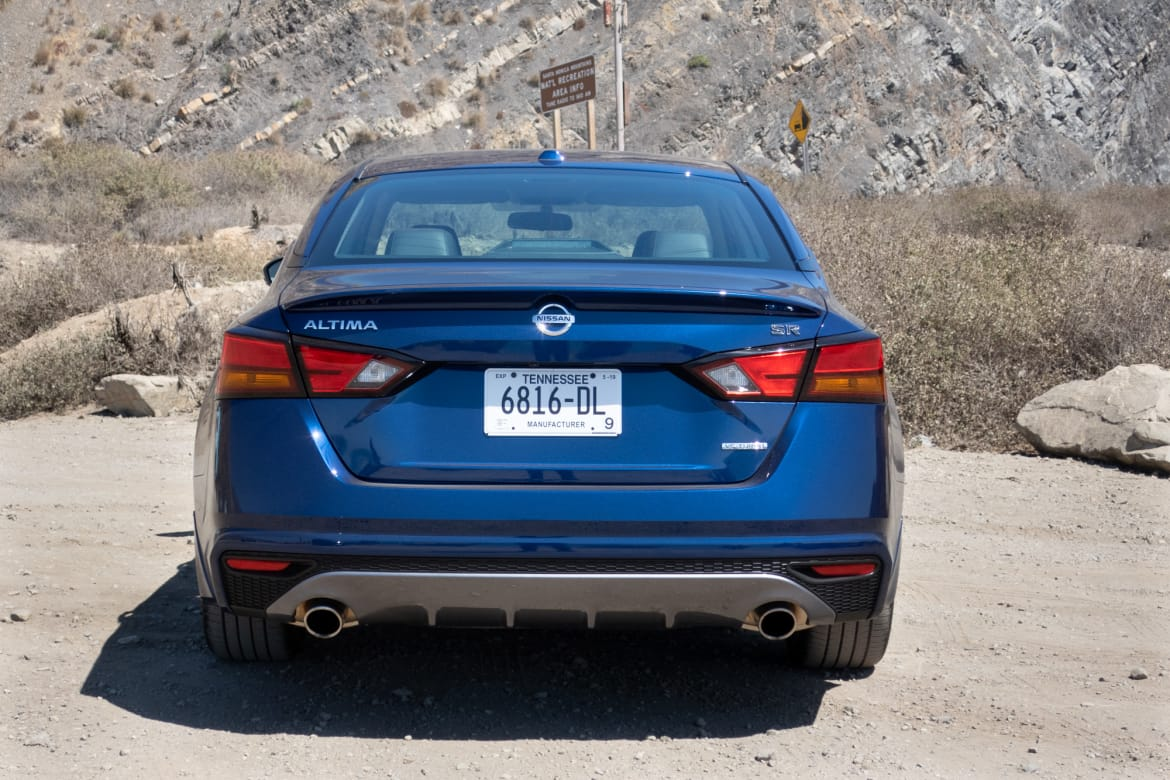 2019 Nissan Altima First Drive: When Better Isn't Enough | News