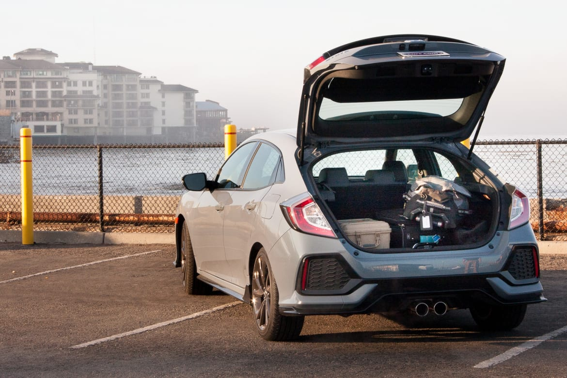 Cargo Specs: Be Careful What You Compare | News | Cars com