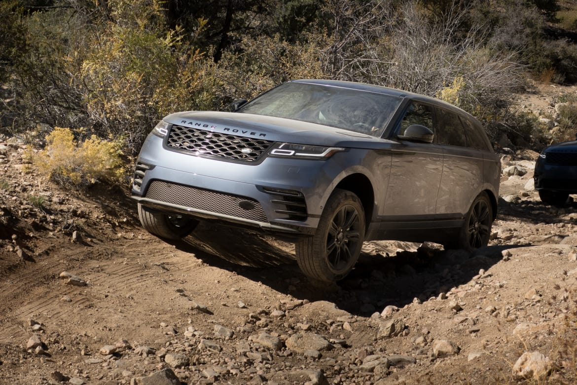 2018 Land Rover Range Rover Velar Review: First Drive | News