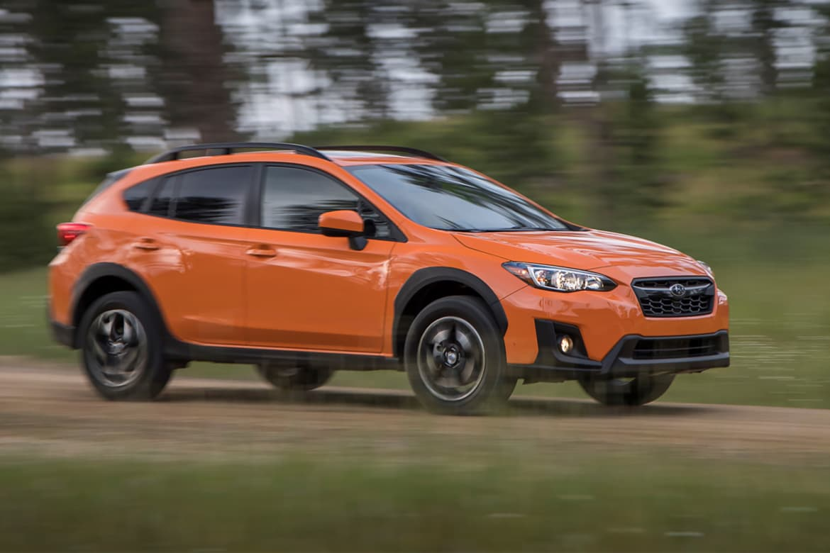 Subaru Cvt Problems >> Subaru Gives 2019 Crosstrek A Few Tweaks And A Price Bump