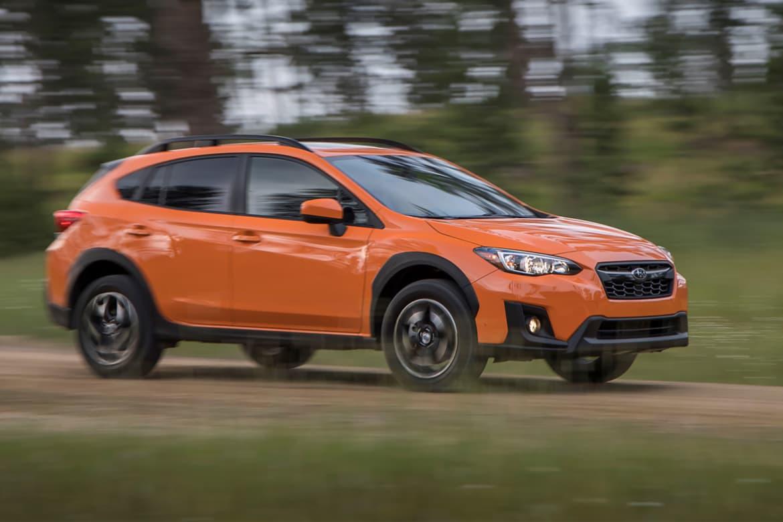 Subaru Gives 2019 Crosstrek A Few Tweaks And A Price Bump News