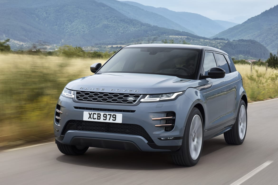 2020 Range Rover Evoque Options And Price >> 2020 Land Rover Range Rover Evoque En Route To Chicago News Cars Com