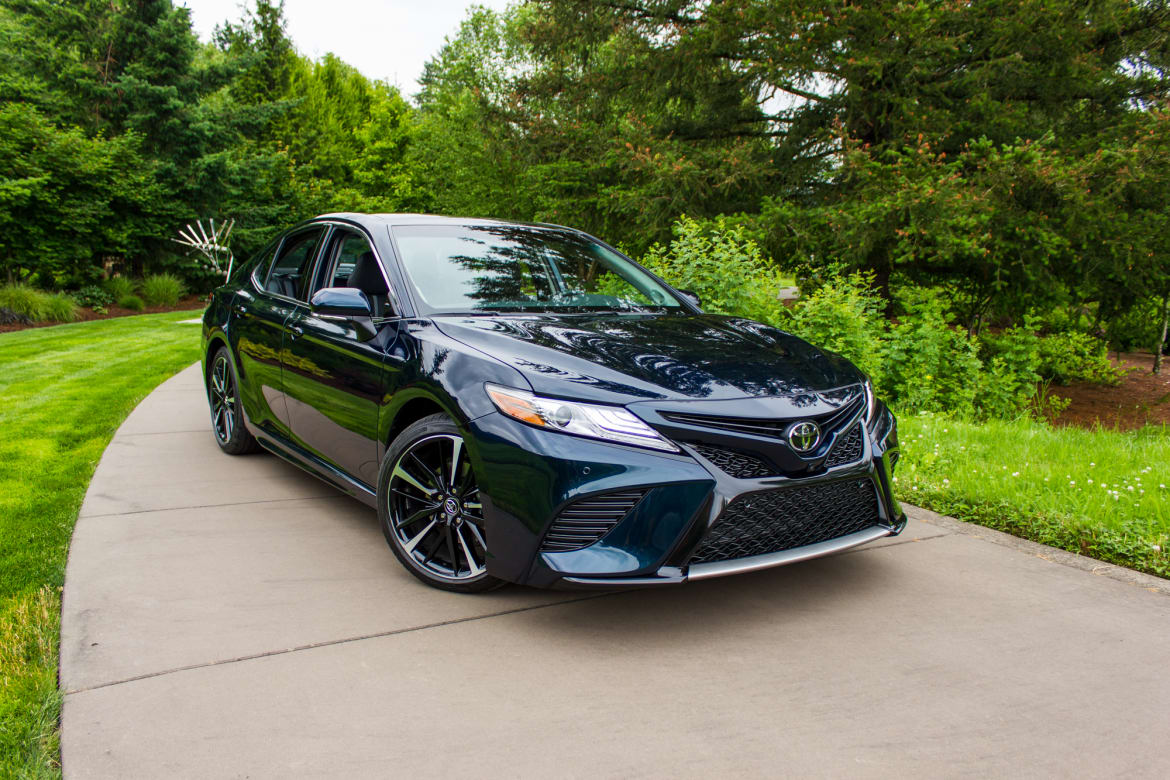 2018 Toyota Camry: Higher Price, More Features | News | Cars com