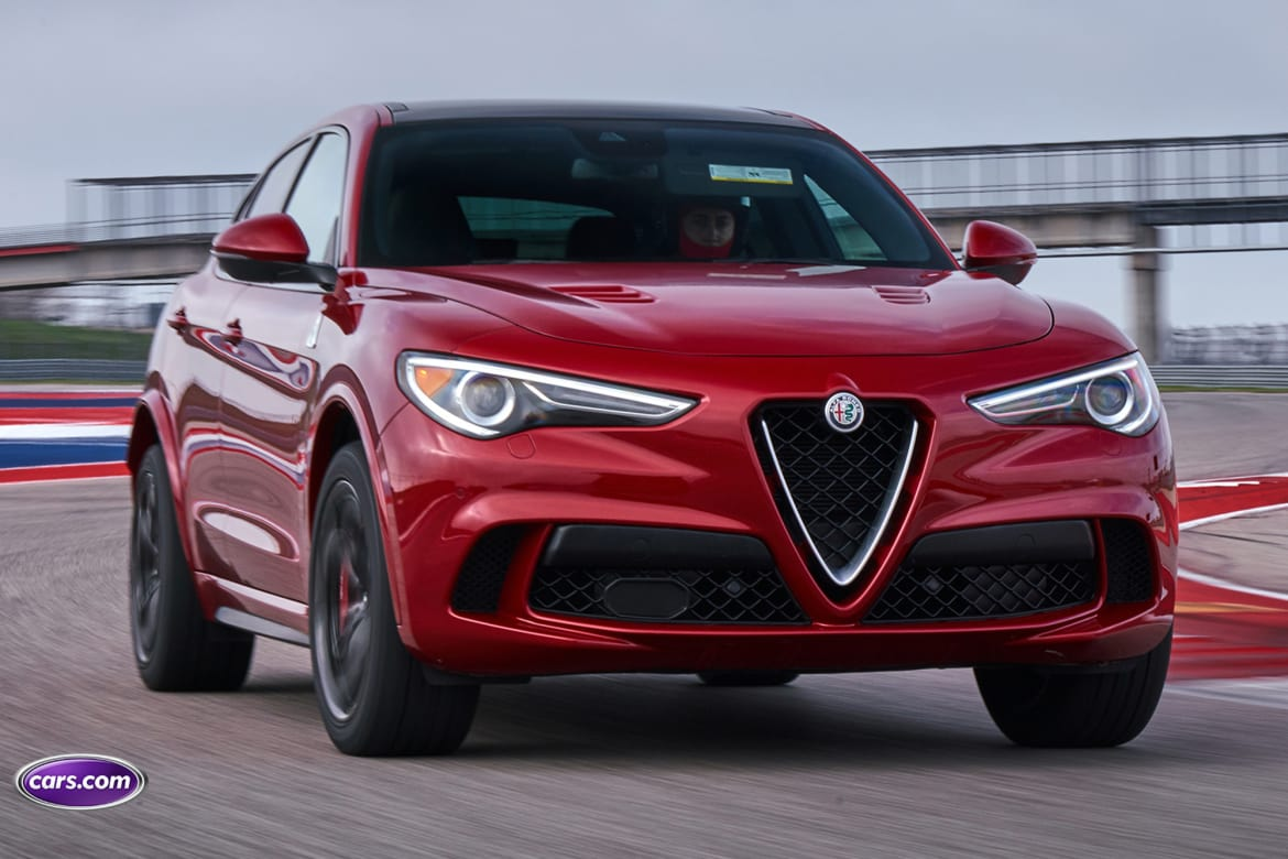 2018 Alfa Romeo Stelvio Quadrifoglio Video: Does A Track