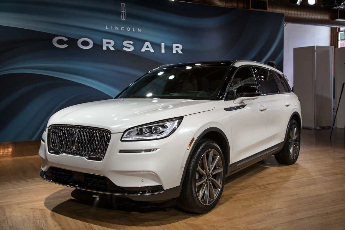 2020 Lincoln Corsair Pricing Starts in High 30s, Can Speed Past $60K
