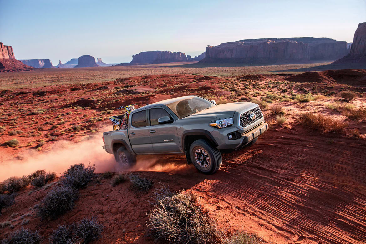 All the Pickup Truck News: Toyota Tacoma on the Job and Off-Road, 650-HP F-150 and More
