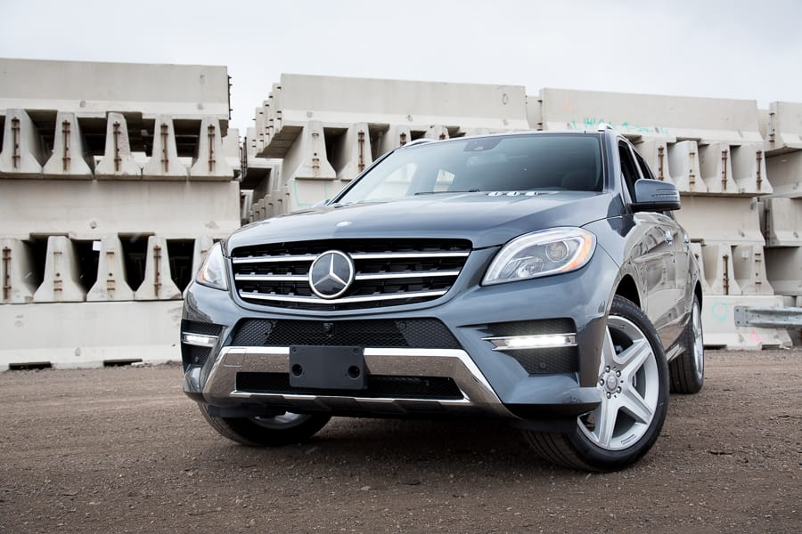 Our view: 2015 Mercedes-Benz M-Class