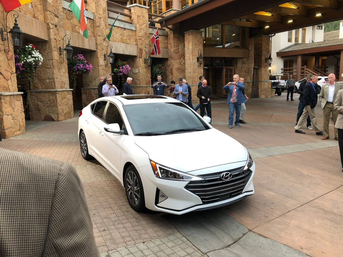 2019 Hyundai Elantra Gets Style Update, Safety Upgrade | News | Cars com