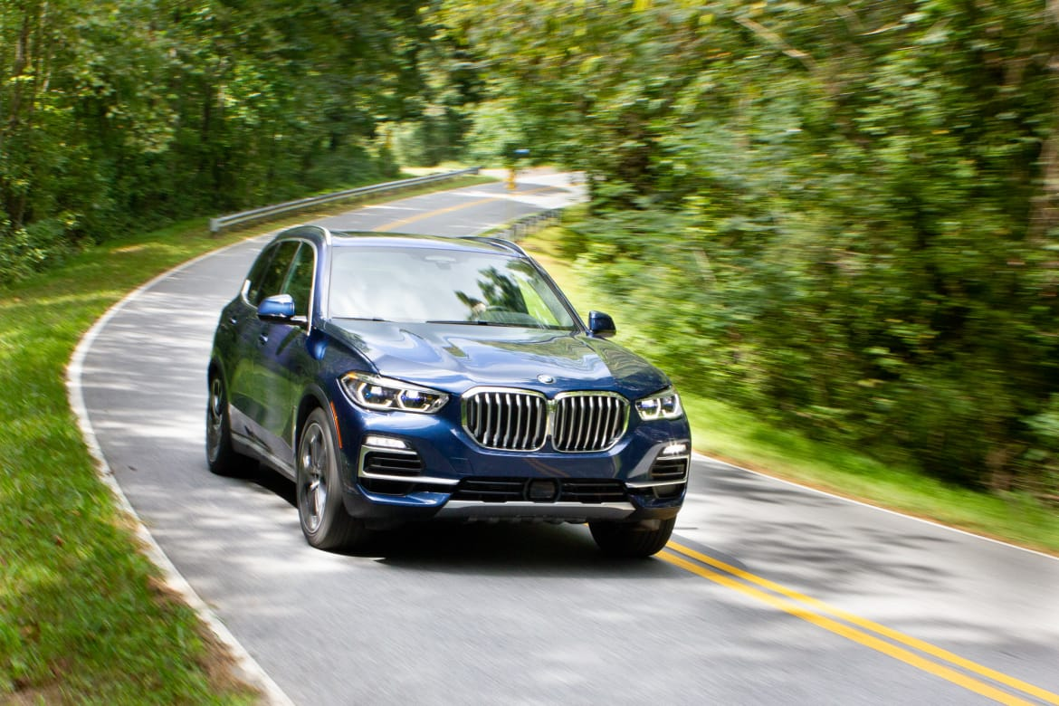 2019 BMW X5 First Drive: Giving the Volvo XC90 a Run for Its
