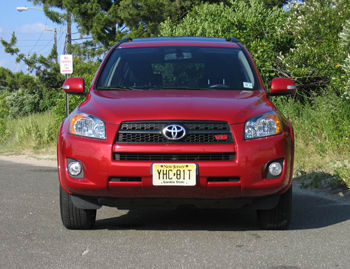 Our view: 2010 Toyota RAV4