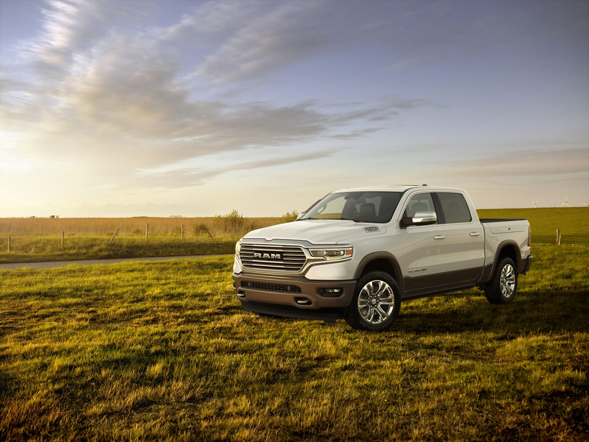 2019 Ram 1500: 4 Ways Laramie Longhorn Loads Up on Luxury | News