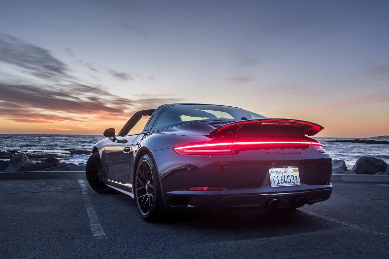 Is The Porsche 911 Targa 4 Gts Worth The Extra 63k News