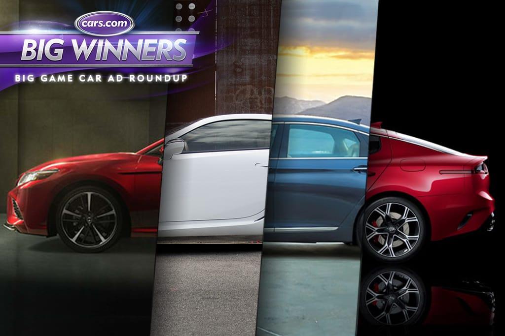 All Cars Com >> 2018 Super Bowl Car Commercials Watch Them All Here News