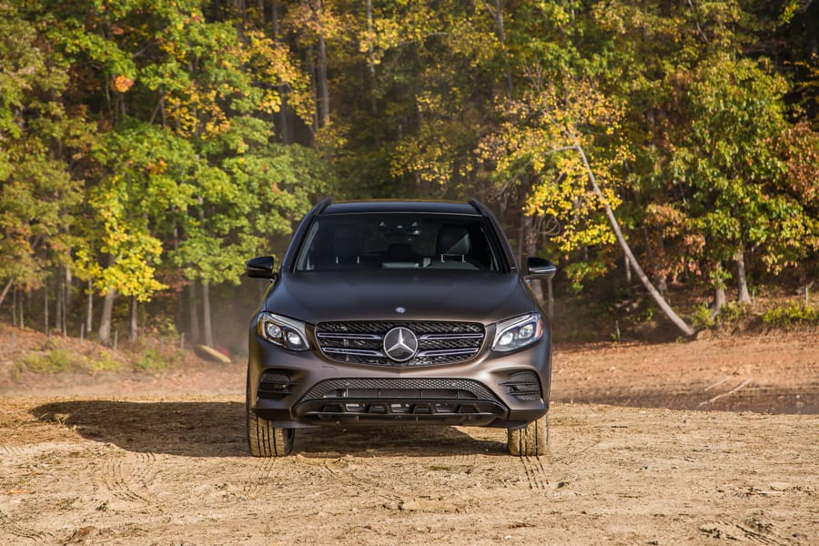 Our view: 2016 Mercedes-Benz GLC-Class