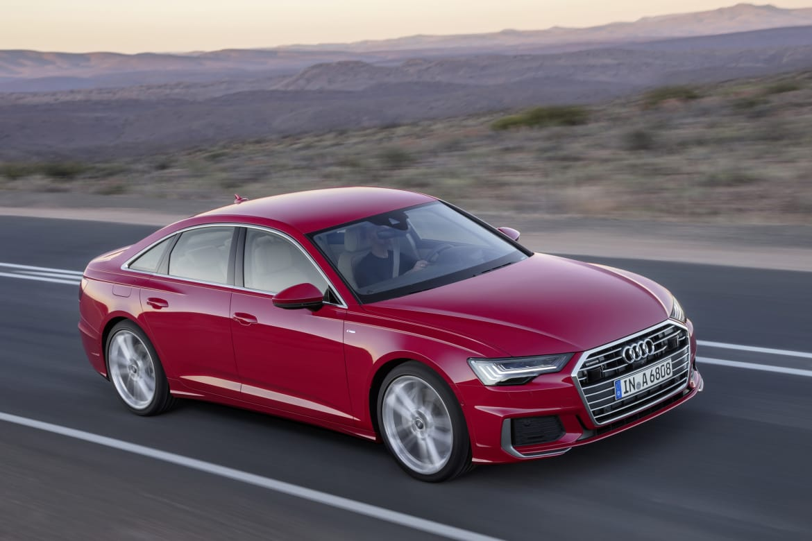 'A' for 'Affordable'? 2019 Audi A6 Gets $4,800 Discount