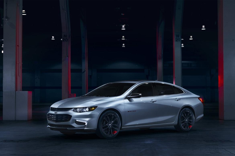Chevy Debuts Redline Editions | News | Cars.com