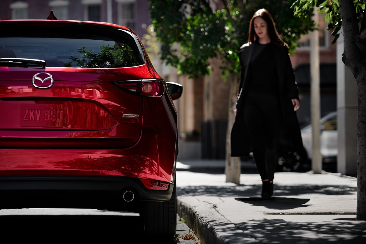 Mazda Unveils 2020 Cx 5 Signature Diesel Premium Oil News Cars Com