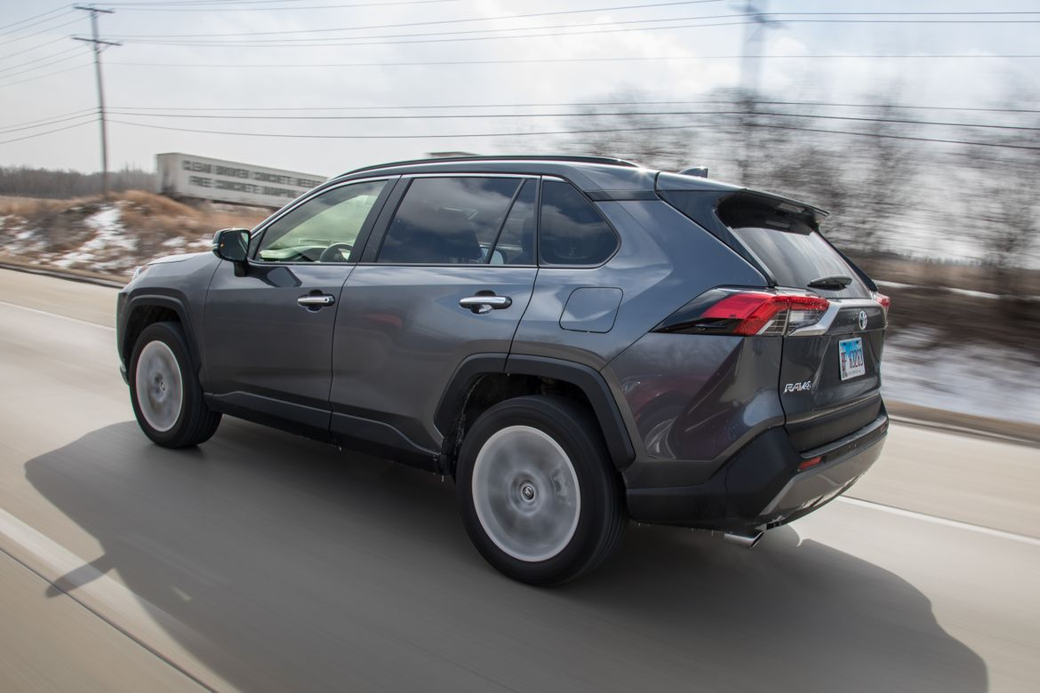 2019 Toyota Rav4 Everything You Need To Know News Cars Com