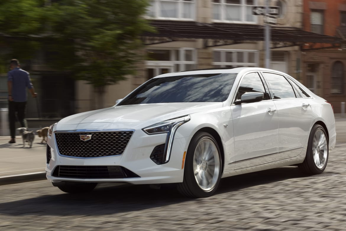 Cadillac CT6 On GM's Do-Not-Discard List After All