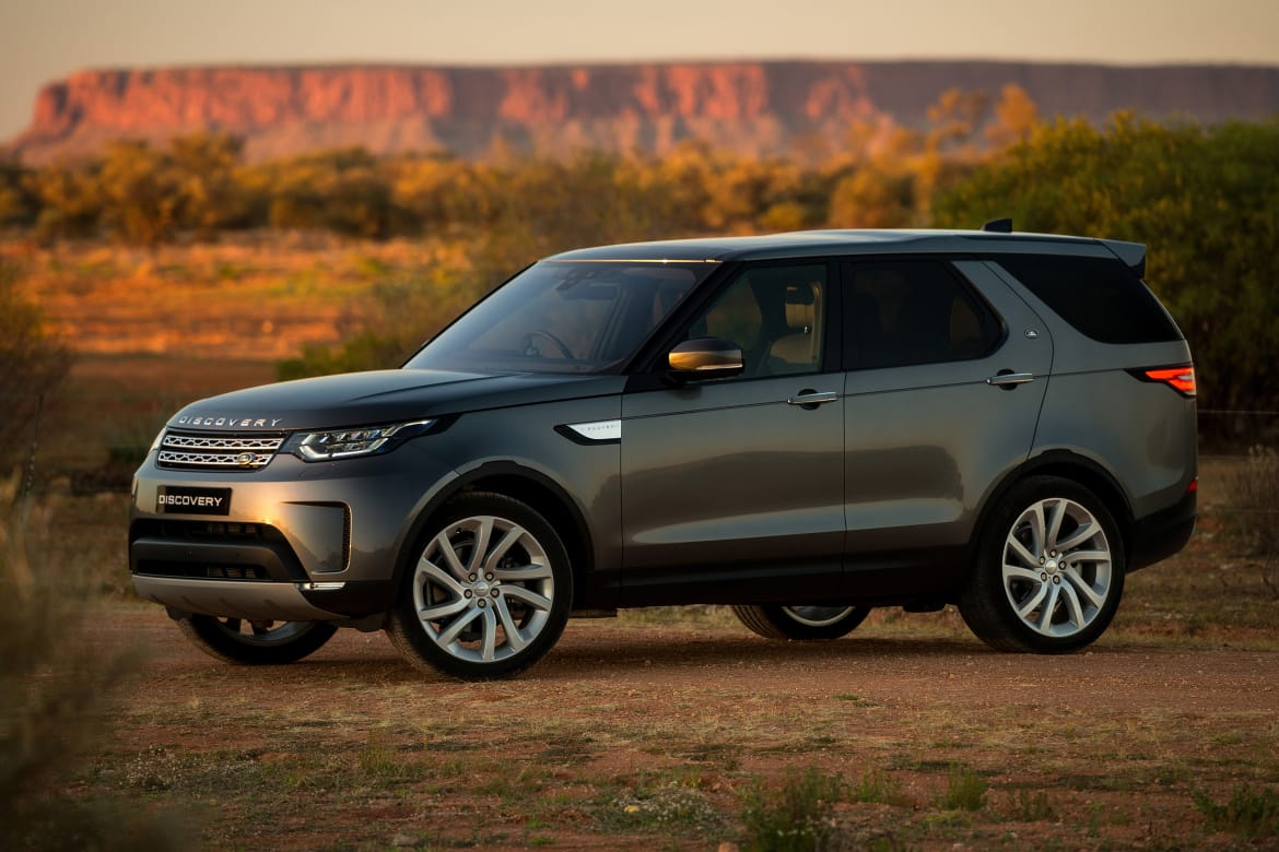 2018 Land Rover Discovery: 6 New Things to Discover | News | Cars.com