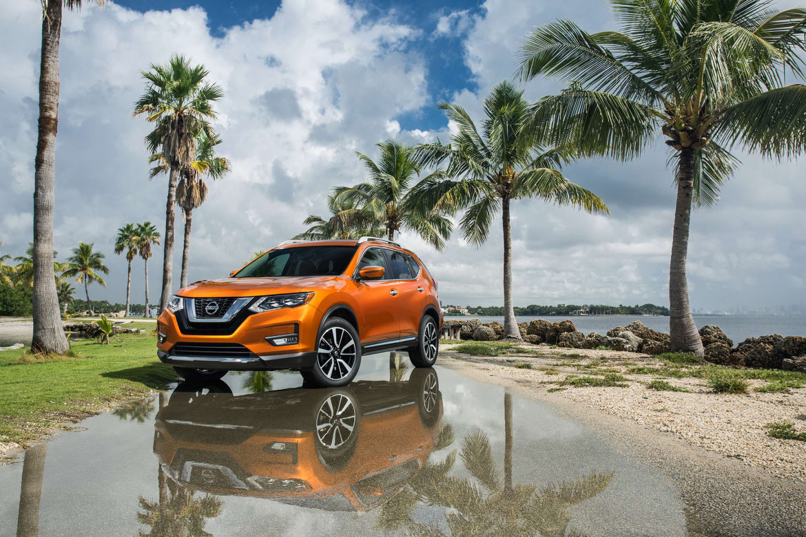 Nissan Rogue Safety Rating >> 2017 Nissan Rogue Gets Four Star Nhtsa Safety Rating News