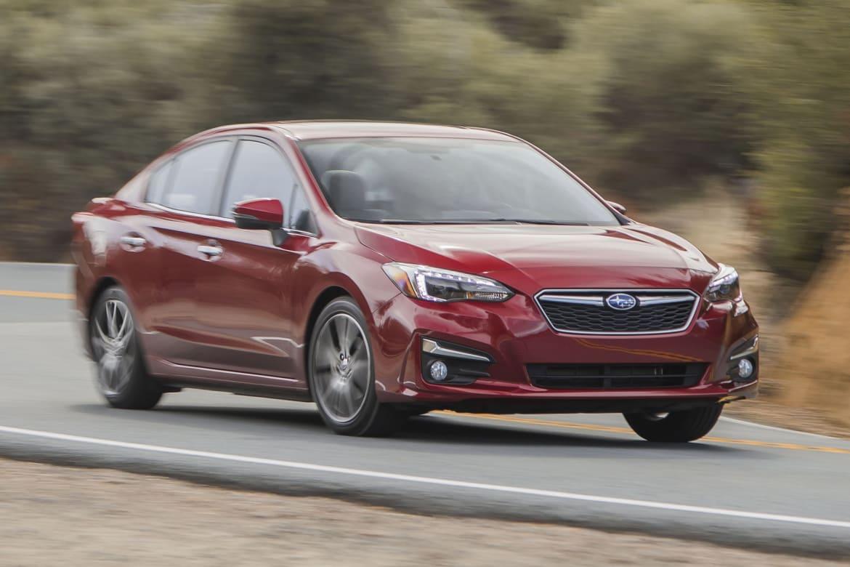 2018 Subaru Impreza What S Changed News Cars Com