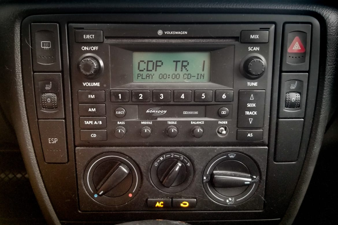 An Aux Tale: My Quest to Get My Car's Antiquated Stereo System