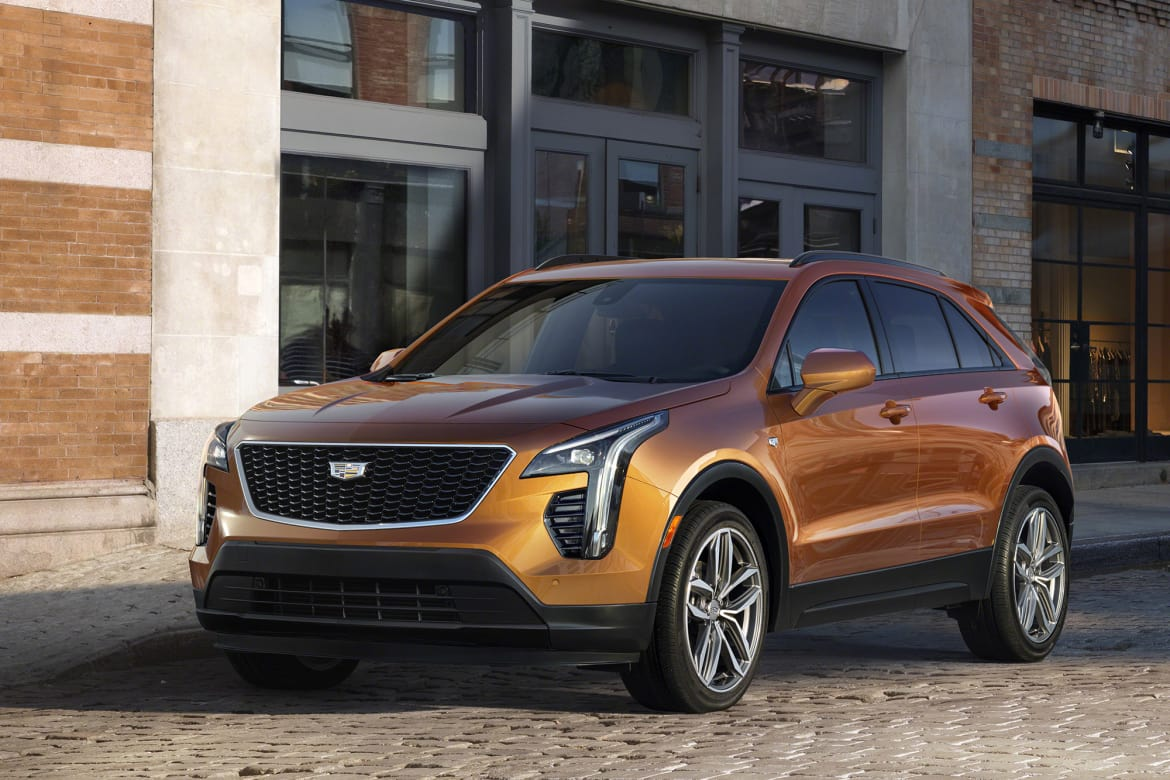 New Cadillac Suv 2019 2019 Cadillac XT4 SUV Promises More Tech in Smaller Package | News