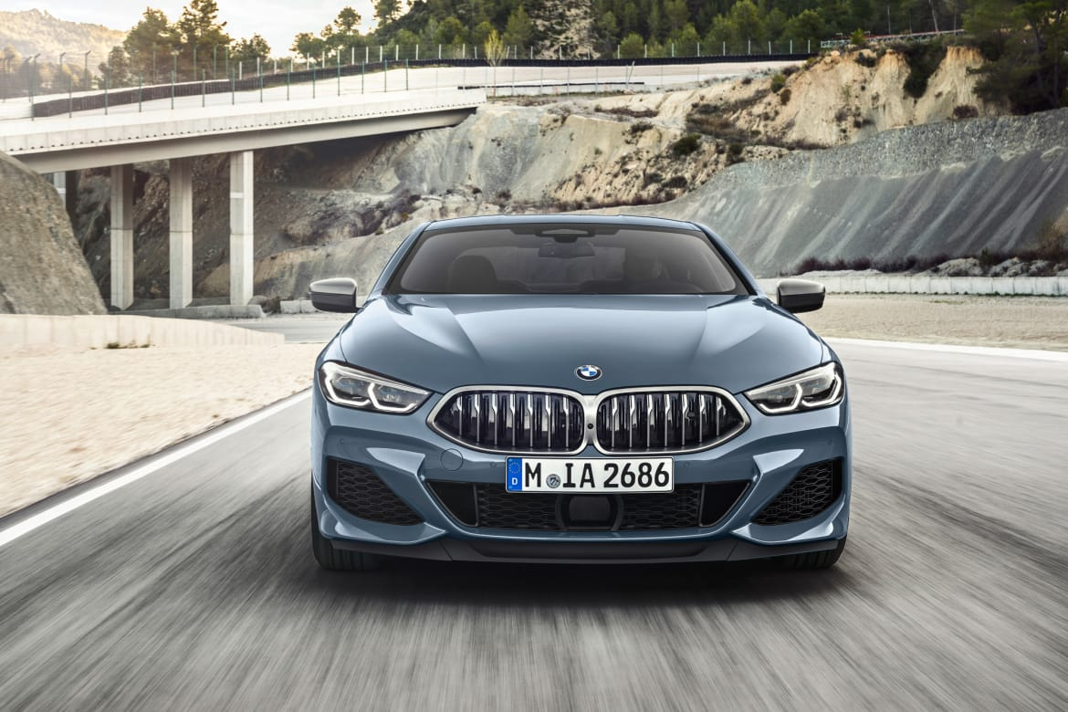 5 Things You Need to Know About the New 2019 BMW 8 Series   News