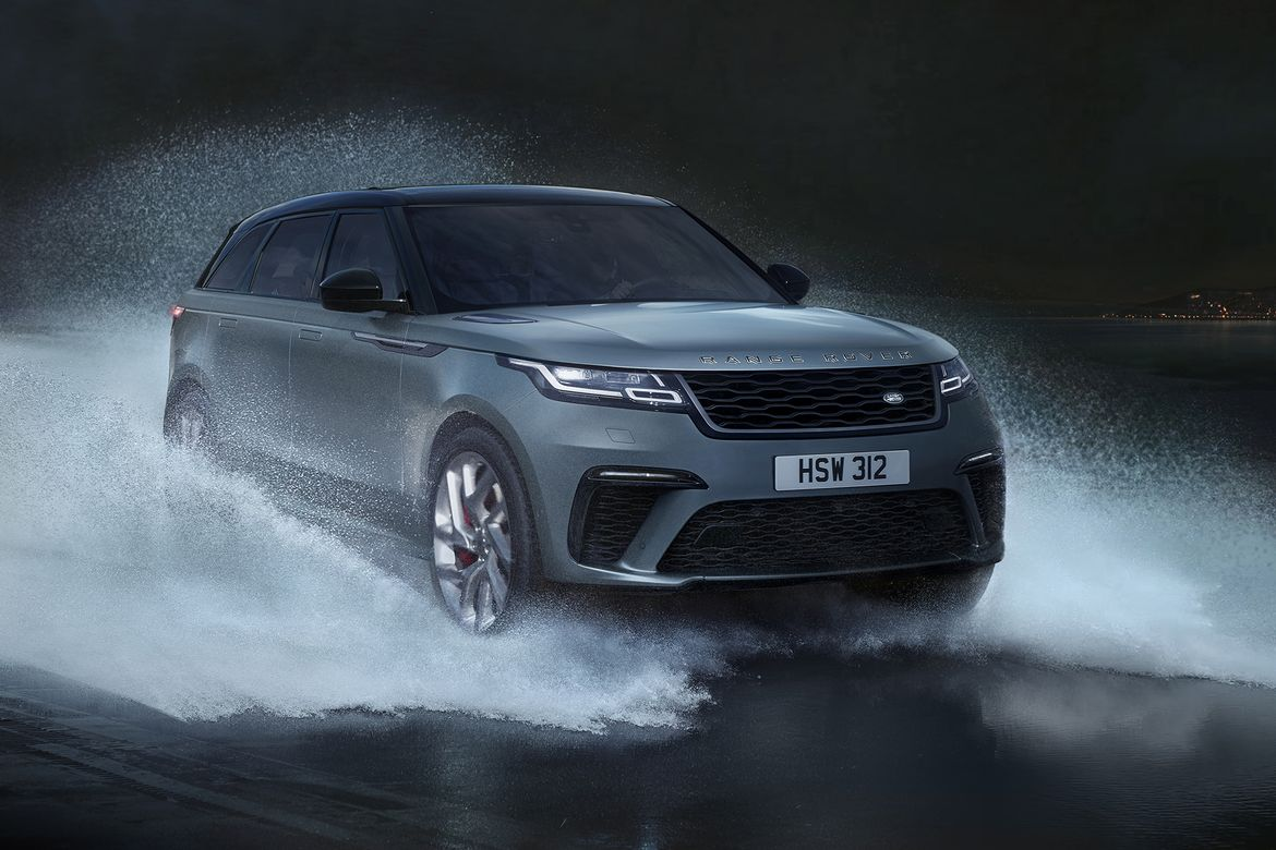 2020 Range Rover Velar Gets SVAutobiography Dynamic Trim >> Land Rover Range Rover Velar Svautobiography Dynamic Edition To Bow