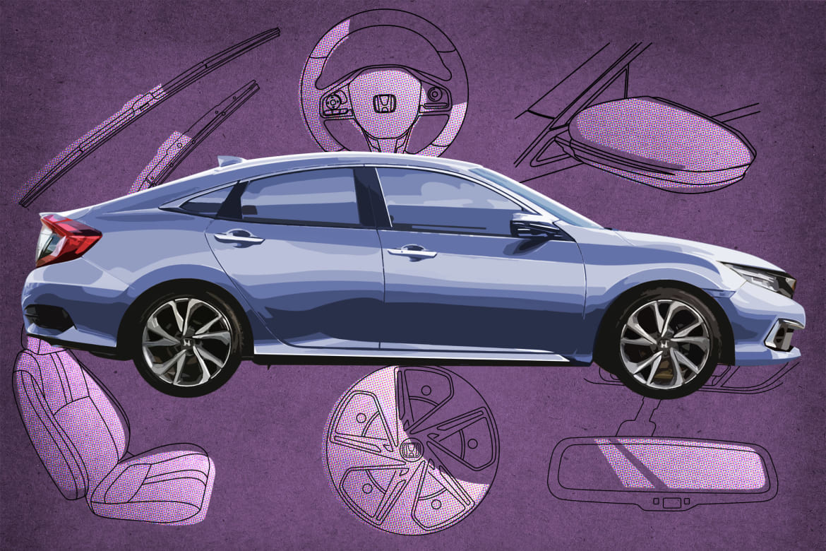 Which 2019 Honda Civic Trim Level Should I Buy Lx Sport