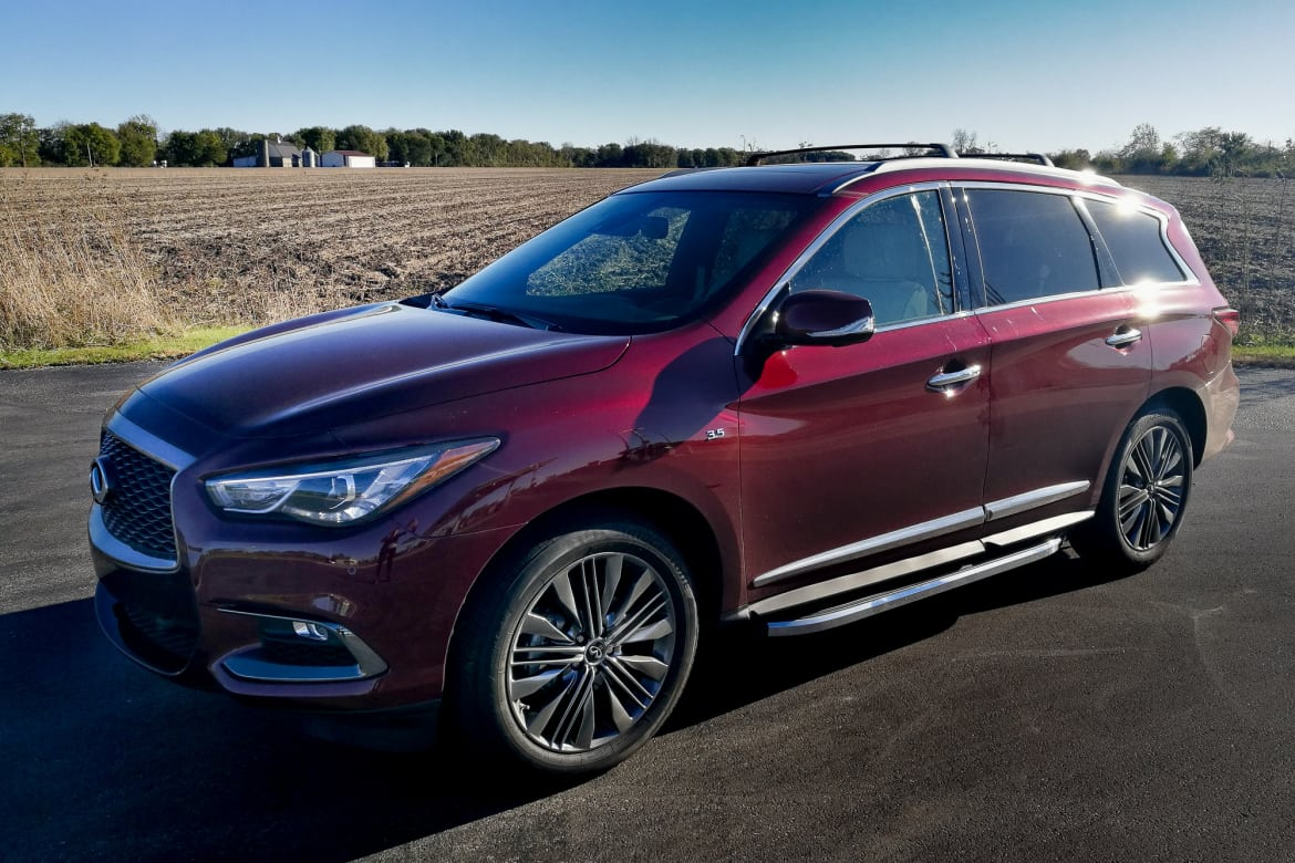 2019 Infiniti Qx60 Luxe On Family Duty 3 Hits And 3 Misses News