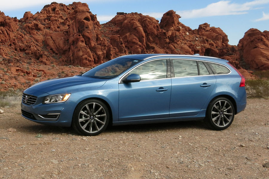 2015 Volvo V60: What's New | News | Cars.com