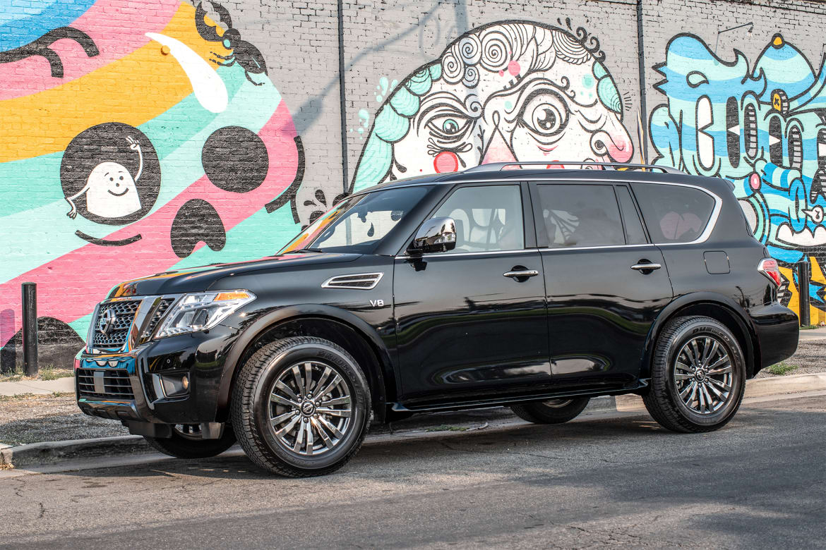 2019 Nissan Armada Strengthens Safety Features For Small Price Bump