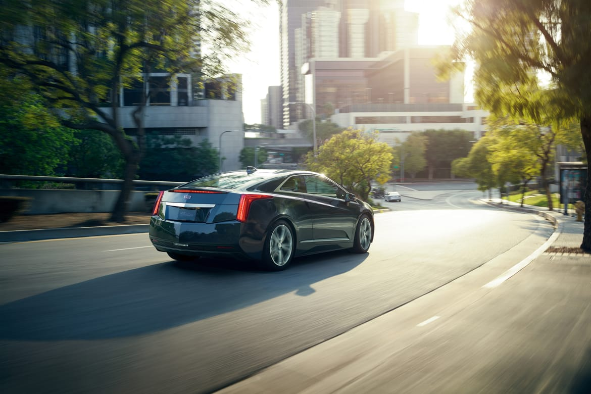 Cadillac Pulls Plug on ELR Luxury Electric Coupe