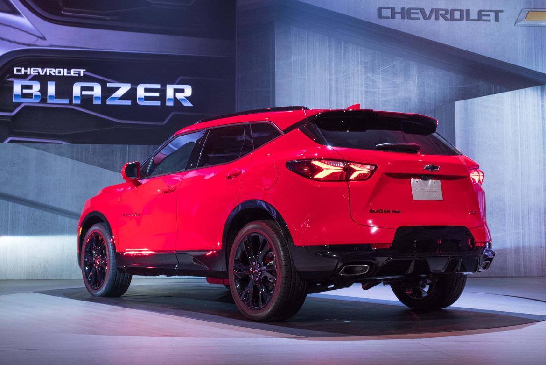 Car Show Orlando >> 2018 Orlando Auto Show Chevy Blazer Ford Ranger Top 5