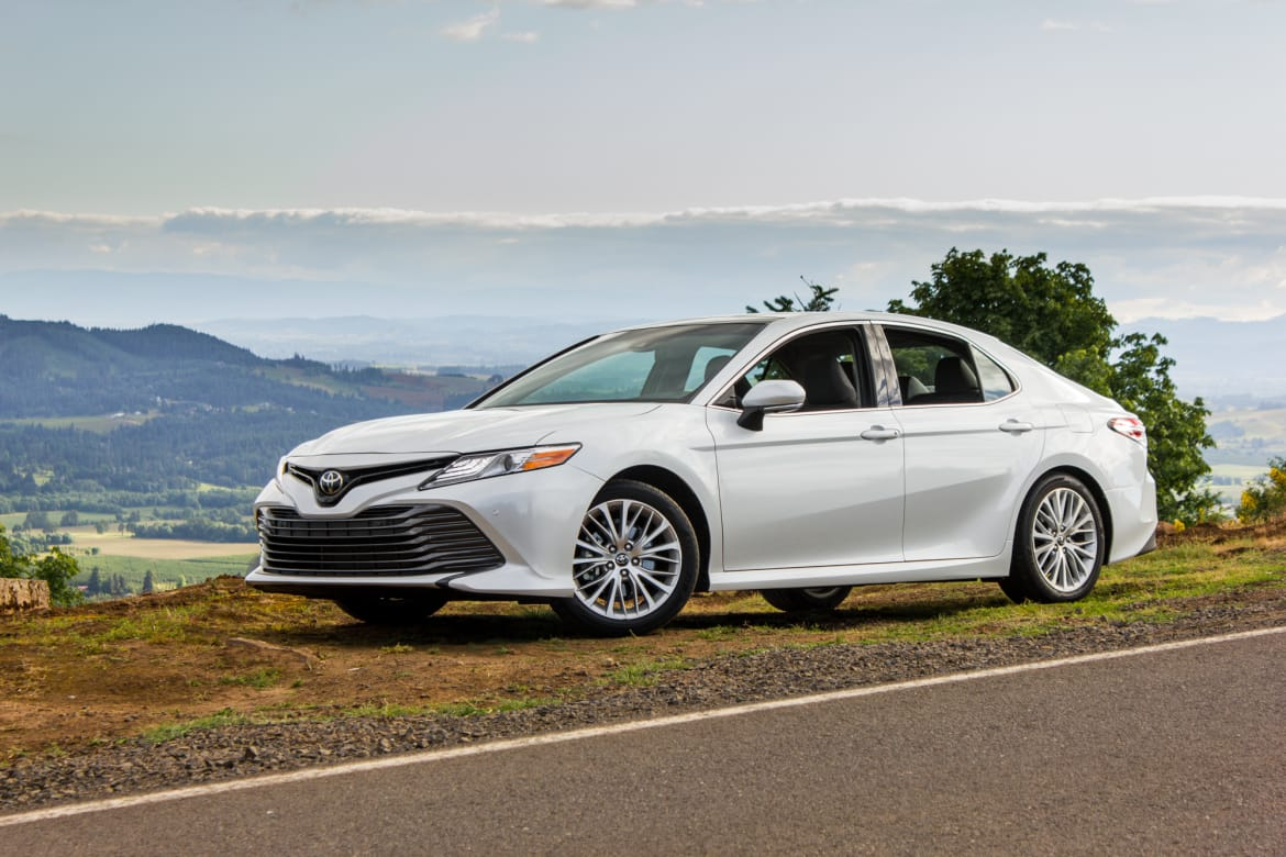2018 Toyota Camry Review: First Drive | News | Cars com