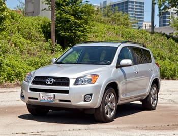 Our view: 2011 Toyota RAV4