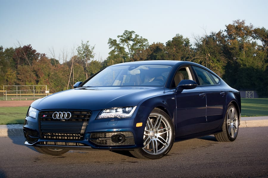 Our view: 2014 Audi S7
