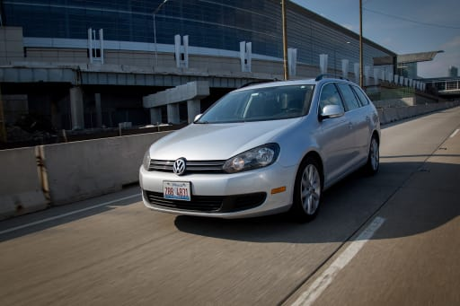 Our Jetta SportWagen TDI Crushes Its EPA Ratings Before a