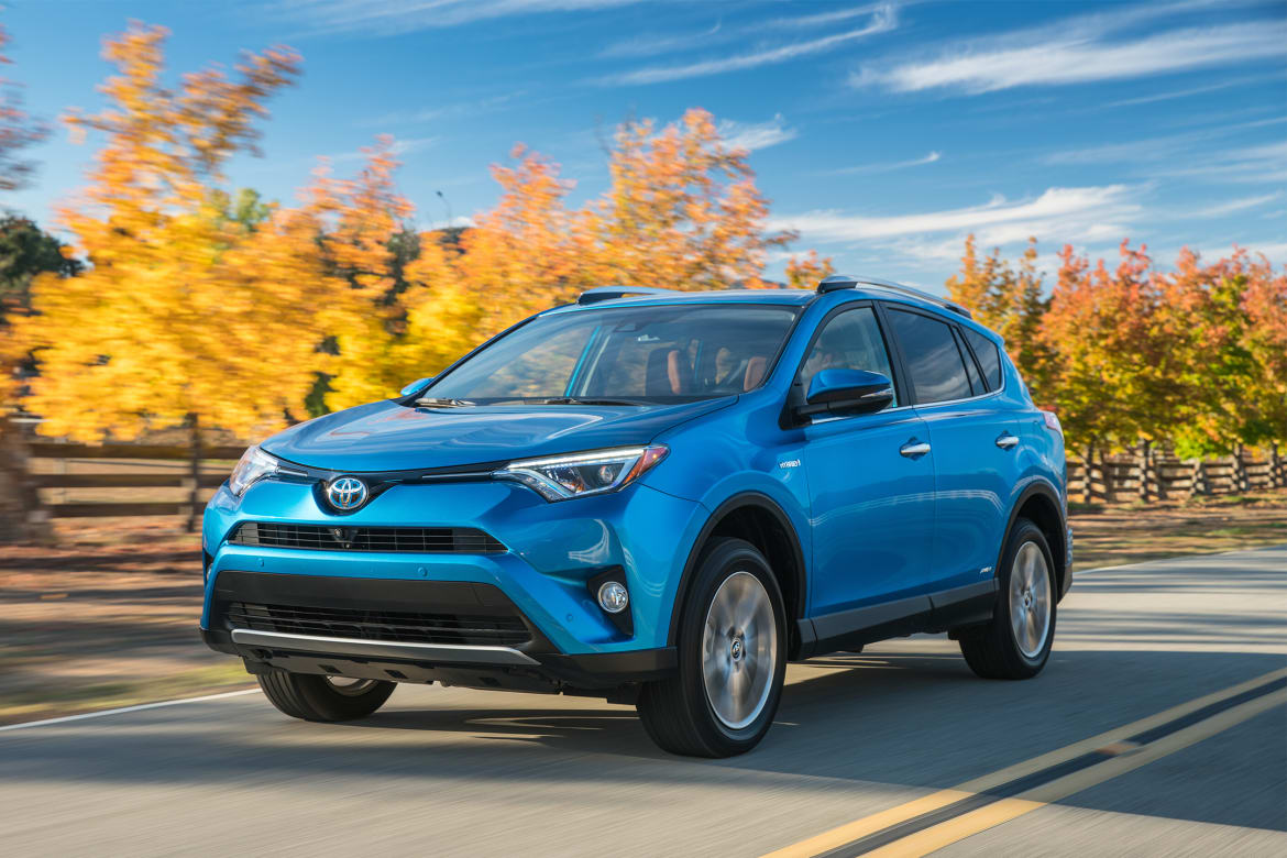 2016 Toyota RAV4 Hybrid: First Drive | News | Cars com