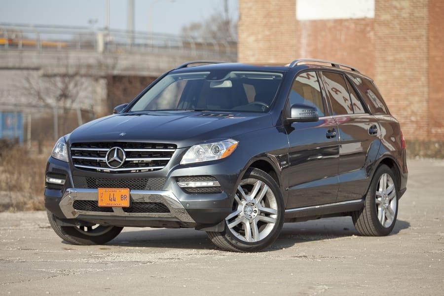 Our view: 2012 Mercedes-Benz M-Class